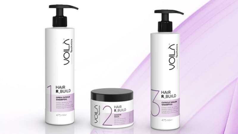 EKS – козметиката за коса